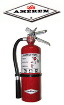 Amerex Multi-Purpose Fire Extinguisher