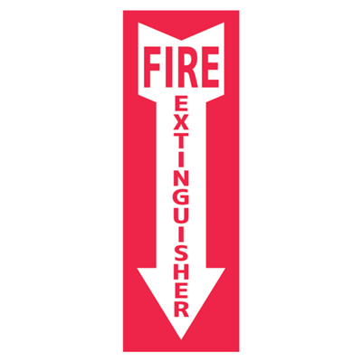 Fire Extinguisher Sign 1