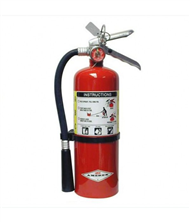 5 lb Fire Extinguisher- Amerex ABC Multi-Purpose