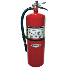 20 lb Fire Extinguisher - Amerex ABC Multi-Purpose