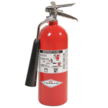 CO2 Extinguisher - 5 lb