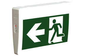 Exit LED Sign